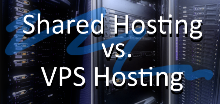 Shared Hosting vs. VPS