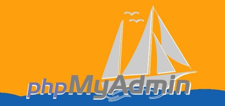 Introducing phpmyadmin
