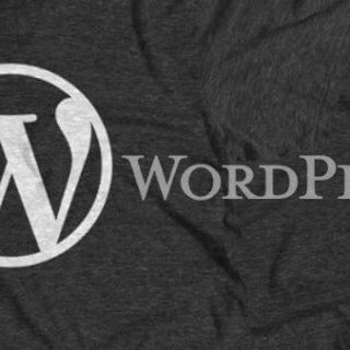 WordPress database management